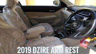 Arm rest for new DZIRE | DZIRE 2019 | OD SATRAA