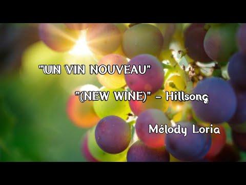 """""""VIN NOUVEAU"""" #NEWWINE""""CHANT #chrétien #frenchworship#louange"""