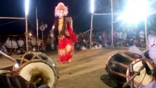 Dhananjoy Mahato of Brother Adalat Mahato chhau dance baligara,purulia