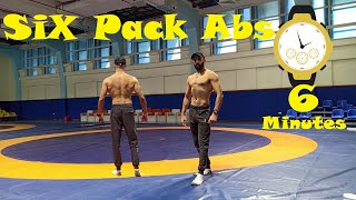 Six Pack Abs Workout Lose Belly Fat