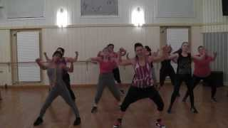 Warm Up Routine for Dance Fitness