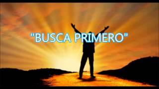 MARANATHA - BUSCA PRIMERO - MÚSICA CRISTIANA