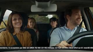 Musique Publicité 2018 - Dacia - Duster  - Go Duster - Homme en Pyjama