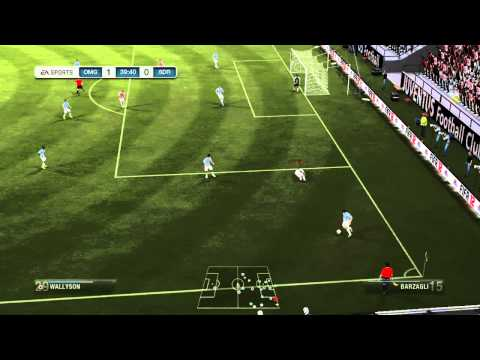 Rohn vs Johnny Creek #2 - FIFA 12 LIVE -