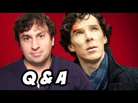 Sherlock Season 4 Q&A - Ask Emergency