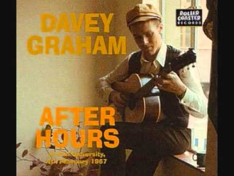Davey Graham - Cocaine, After Hours: Live at Hull University 1967.