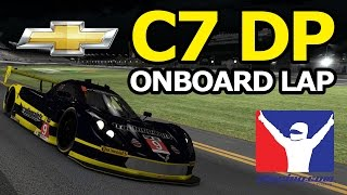 iRacing | Chevrolet C7 DP | Daytona Night onboard