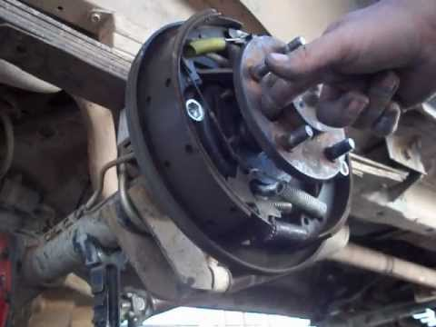How To Remove A Bolt In Axle Shaft Without Any Special
