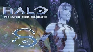 Halo: Combat Evolved Anniversary - Mission 5 (Assault on the Control Room) Part 2