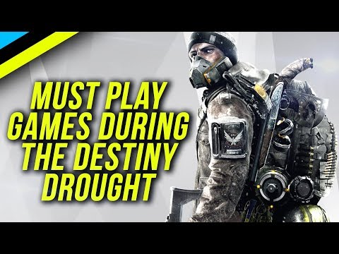 Destiny Players Should Play These 6 Games | TOP 6 Games To Fill The Drought