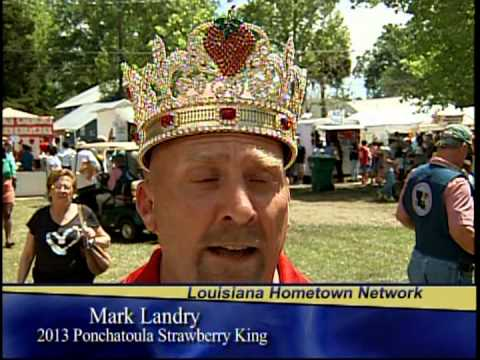 2013 Ponchatoula Strawberry Festival