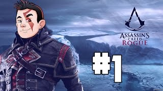 "Assassin`s Creed Rogue #1 ""Ne intoarcem pe taramul piratilor"""