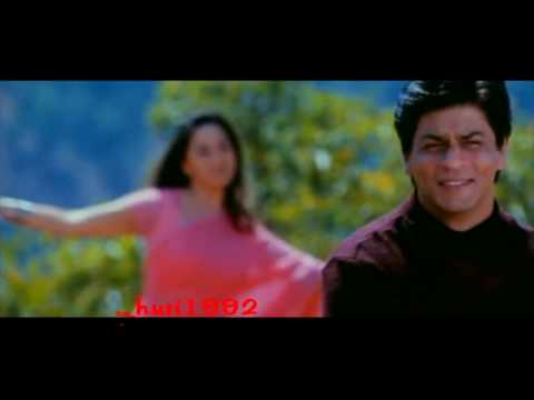 Shahrukh & Madhuri In Love - Achi Lagti Ho Remix video