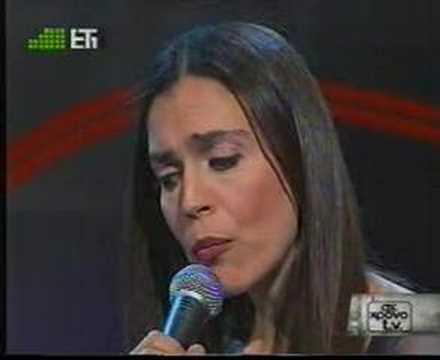 Savina Yannatou - Hartino to feggaraki (live)