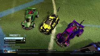 Rocket League Trading for slipstream!!!