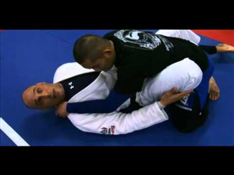 BJJ Escape From Basic Side Control Image 1