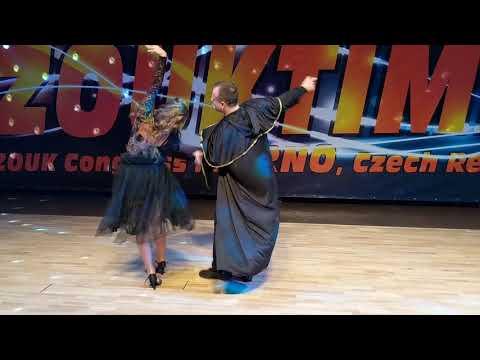 ZoukTime2018: Katerina & Honza in performance ~ Zouk Soul