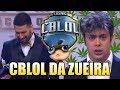 Lagu BRTT CHORANDO E YODA BRISADO - PRÊMIO CBLOL DA ZUEIRA