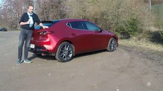 2020 Mazda3 - First Drive Test Video Review