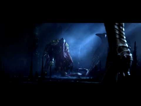 StarCraft II: Wings of Liberty -  Cinematic HD (7/18) - The Prophecy