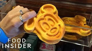 The Best Mickey-Shaped Snack At Disney World | Best Thing On The Menu