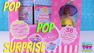 Popcake Surprise Scented Fashion Doll Popping Fun Toy Review | PSToyReviews