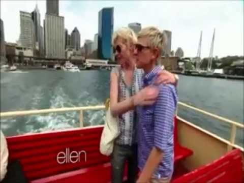 Ellen DeGeneres & Portia de Rossi // You Still Get My Heart Racing