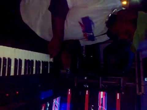 SEVEN EN EL PENAL DE TOCUYITO CON DJ MAIKEL Y  HEORGY