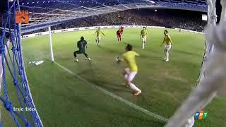 Việt Nam đánh bại Thái Lan bằng bàn thắng trong phút bù giờ