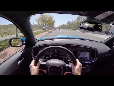 2015 Dodge Charger R t Scat Pack - Wr Tv Pov Test Drive video