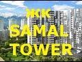 Жилой комплекс Samal Tower, Алматы. Видео новостройки