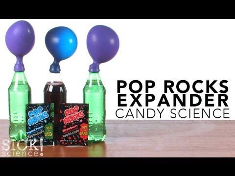 Pop Rocks Expander - Sick Science! #125