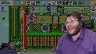 Janks Spawned 007: Trolldeneye - Creator's Commentary - Super Mario Maker