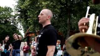 Brevis Brass Band.Парк Горького.