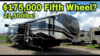 Must See High End Fifth Wheel! Wow!