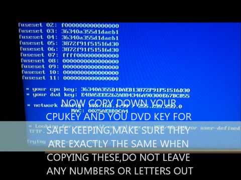 Tutorial Installing RGH Reset Glitch Hack On Xbox 360 Slim Start To Finish