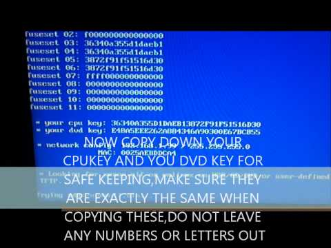 Tutorial Installing RGH Reset Glitch Hack On Xbox 360 Slim Start To Finish