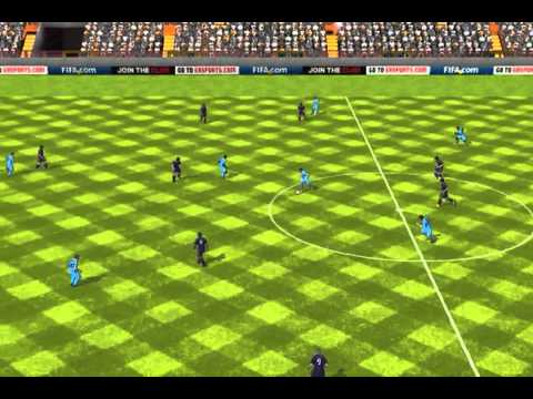 Fifa 13 Iphone ipad - Team Xxx Vs. Real Madrid video
