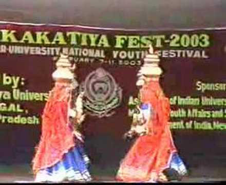 Rajasthani Folk Dance-Chirmi
