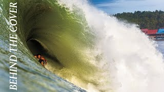 How Miguel Blanco and his Epic Nias Barrel Landed on the October 2018 Cover | SURFER Magazine