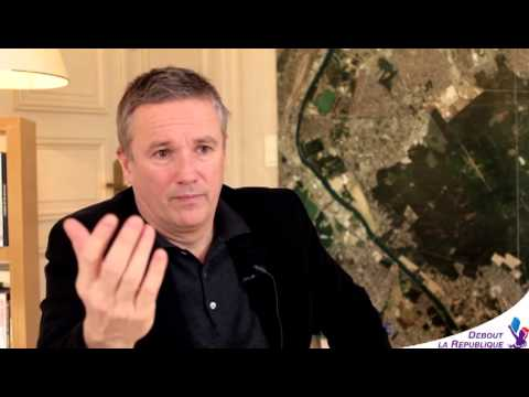 NDA - Nicolas Dupont Aignan ; Vrits et confessions (pisode 1)