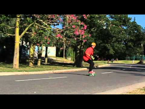Once Razas Longboarding Sessions