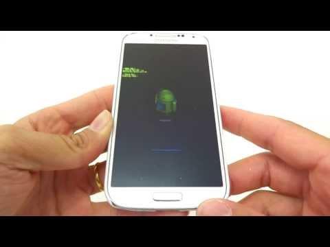 Hard Reset Galaxy S4 i9500 / i9505    Como Formatar. Desbloquear. Problemas