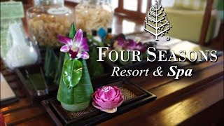 Best Spa in Ko Samui - Four Season Resort