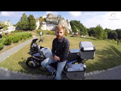 Romet ADV 250 2016 - nowy model turystyczny