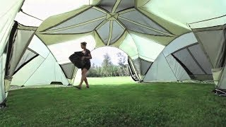 THE MOST INSANE TENTS THAT ARE ON ANOTHER LEVEL
