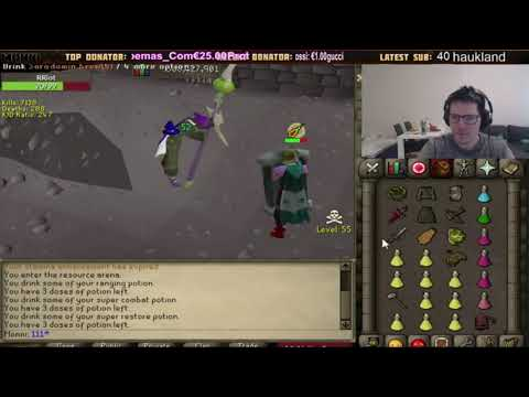 BEST OF RUNESCAPE TWITCH MOMENTS #140