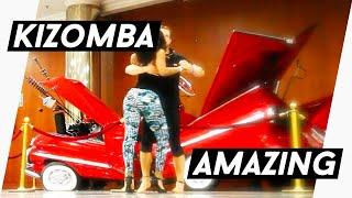 Kizomba Fusion - Improvisation - Kristofer Mencák & Daniella Sebastien