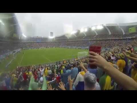 Mexico vs. Camerun World Cup 2014, @ Arena Das Dunas, Natal Brasil