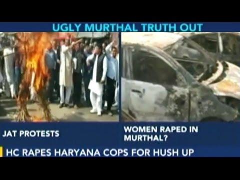 Haryana Govt Admits Possibility Of Rapes During Jat Agitation